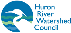 Huron River Watershed Counsil Logo