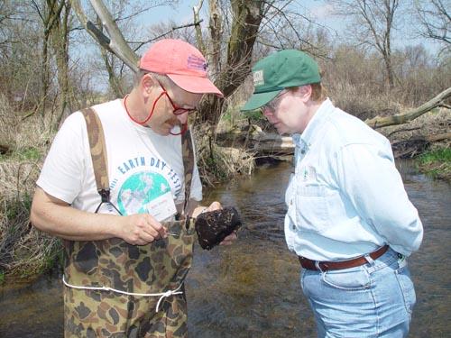 stream measuring