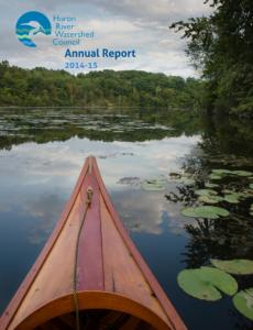 2014-15 annual report cover