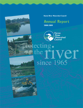 HRWC Annual Report FY 08-09