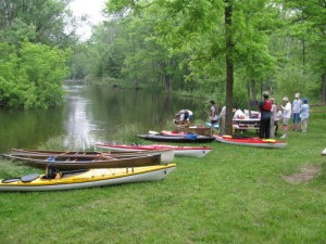 Huron River Paddlers
