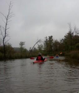 Exploring Halfmoon Lake