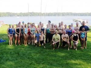 Baseline Swimmers