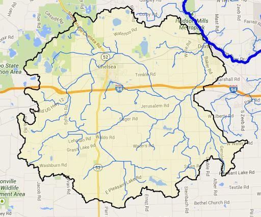 close up map