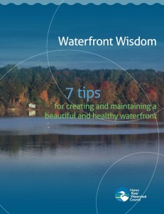 Waterfront Wisdom, 7 tips for creating and maintaining a beautiful and healthy waterfront