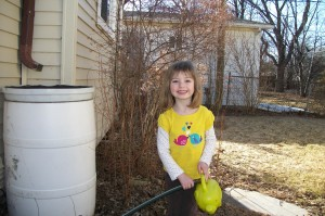 SWSE Pledge Contest Rain Barrel