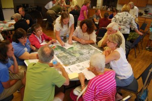 Milford Asset Mapping. Photo: Oakland County PEDs