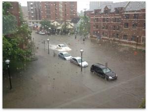 Ann Arbor flooding