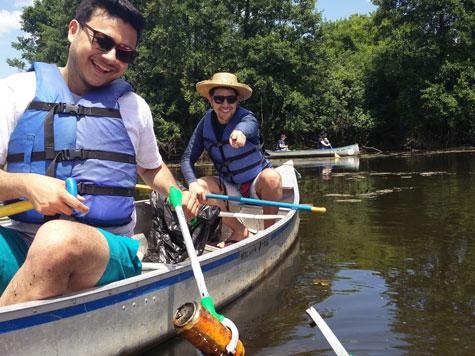 Huron River Cleanups