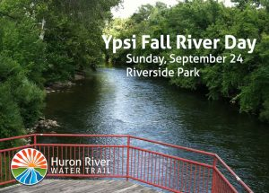 Ypsi Fall River Day 2017