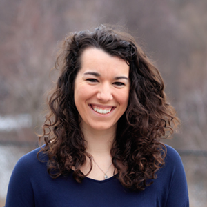 Kate Laramie, Associate Watershed Ecologist