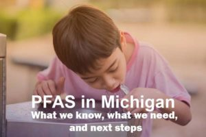 Michigan Distilled - PFAS in Michigan - Plymouth - Huron