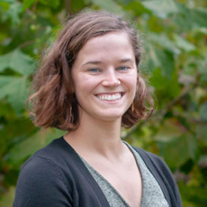 Andrea Paine, Watershed Planning Associate