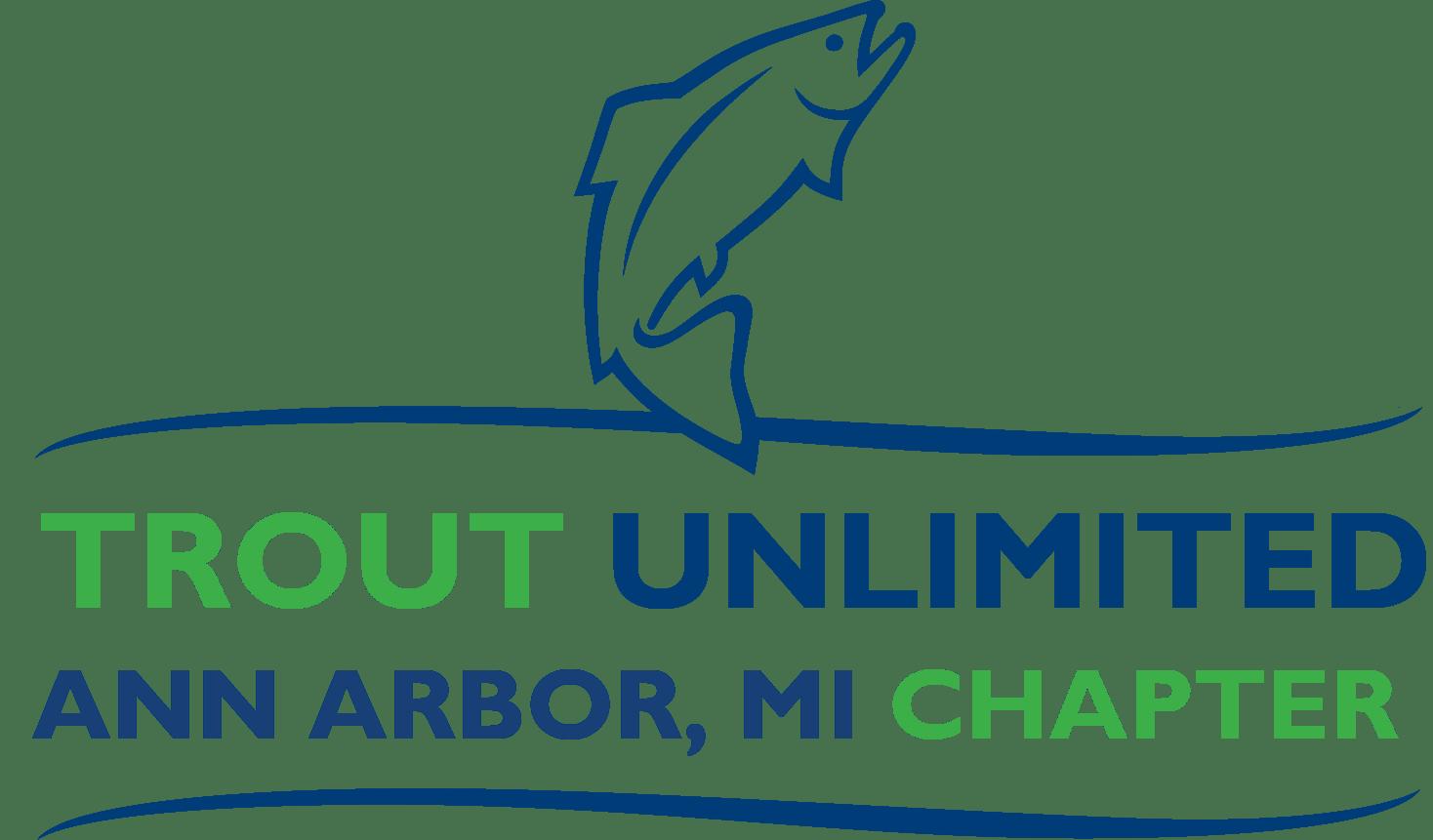 Ann Arbor Area Trout Unlimited logo