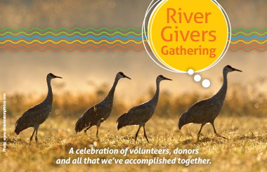 River Givers Gathering @ Ypsilanti Freight House