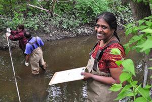 Chem and Flow volunteers