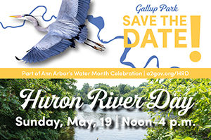 Ann Arbor Huron River Day @ Gallup Park