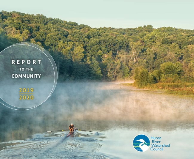 HRWC Annual Report to the Community 2019-2020