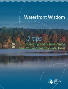 "Waterfront Wisdom,"" our 12 page pdf booklet."