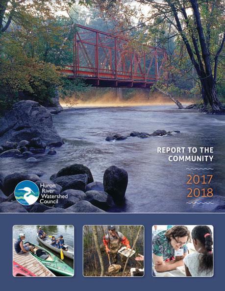 HRWC Annual Report 2017-2018