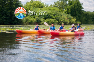 Huron River Water Trail Meeting