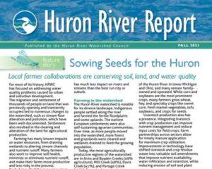 Huron River Report, Fall 2021
