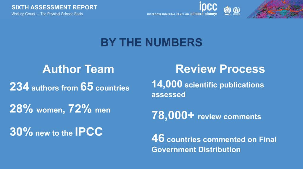 IPCC review process