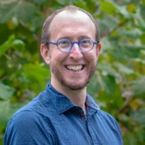 Jason Frenzel, Stewardship Coordinator