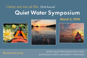 Quiet Water Symposium @ MSU Pavilion for Agriculture and Livestock Education