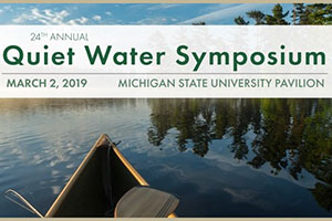Quiet Water Symposium @ MSU Pavilion