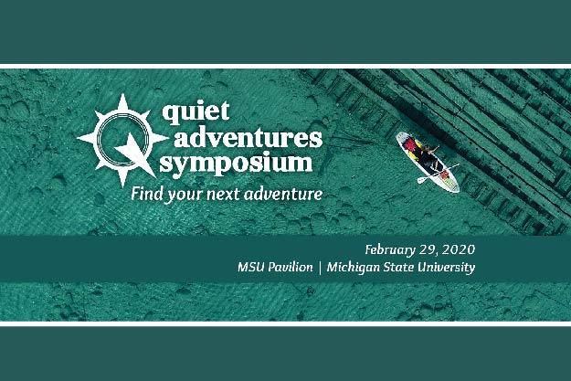 Quiet Adventures Symposium @ MSU Pavilion