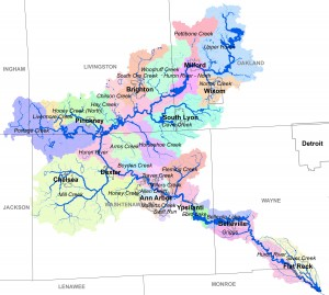 Huron River Watershed