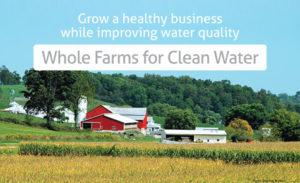 Whole Farms for Clean Water - Lunch & Learn @ Matthaei Botanical Gardens