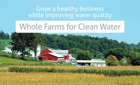Whole Farms for Clean Water Flyer