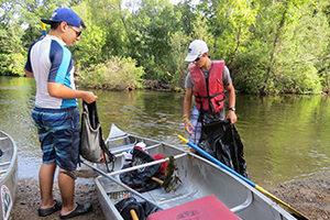 River Cleanup: Dexter-Huron/Delhi @ Skip's Huron River Canoe Livery